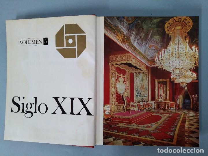 Enciclopedias de segunda mano: ENCICLOPEDIA NUEVA HISTORIA UNIVERSAL - COMPLETA (6 TOMOS) - EDITORIAL MARIN - AÑO 1968 ... L1723 - Foto 23 - 213227877