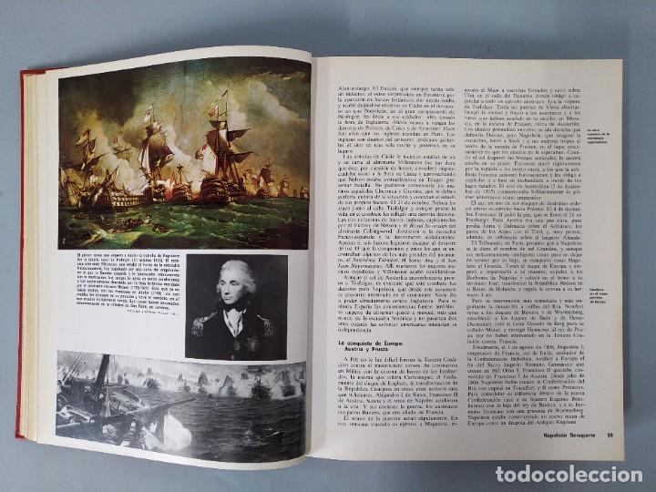 Enciclopedias de segunda mano: ENCICLOPEDIA NUEVA HISTORIA UNIVERSAL - COMPLETA (6 TOMOS) - EDITORIAL MARIN - AÑO 1968 ... L1723 - Foto 24 - 213227877