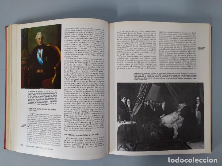 Enciclopedias de segunda mano: ENCICLOPEDIA NUEVA HISTORIA UNIVERSAL - COMPLETA (6 TOMOS) - EDITORIAL MARIN - AÑO 1968 ... L1723 - Foto 25 - 213227877