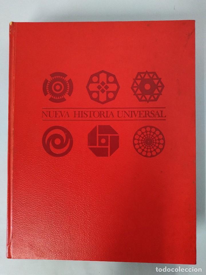 Enciclopedias de segunda mano: ENCICLOPEDIA NUEVA HISTORIA UNIVERSAL - COMPLETA (6 TOMOS) - EDITORIAL MARIN - AÑO 1968 ... L1723 - Foto 27 - 213227877