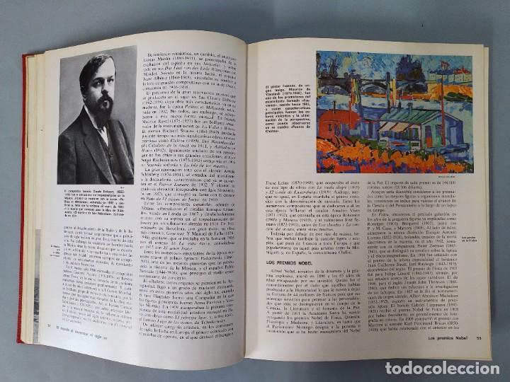 Enciclopedias de segunda mano: ENCICLOPEDIA NUEVA HISTORIA UNIVERSAL - COMPLETA (6 TOMOS) - EDITORIAL MARIN - AÑO 1968 ... L1723 - Foto 29 - 213227877