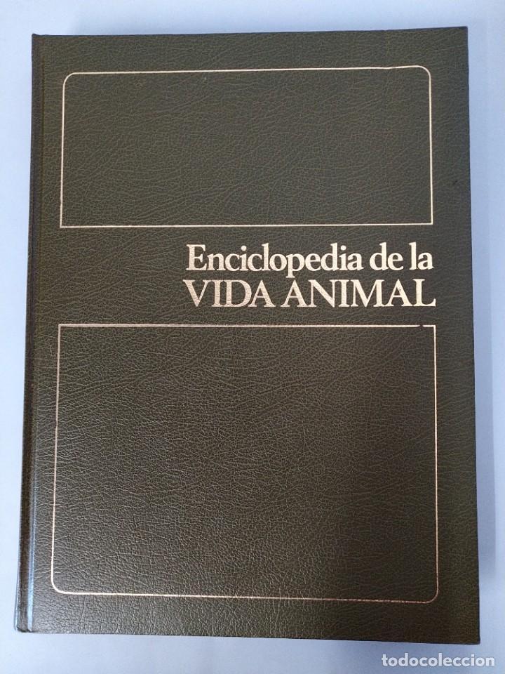 Enciclopedias de segunda mano: ENCICLOPEDIA DE LA VIDA ANIMAL - COMPLETA (6 VOLUMENES) - EDITORIAL BRUGUERA - AÑO 1976 ... L1724 - Foto 12 - 213228926