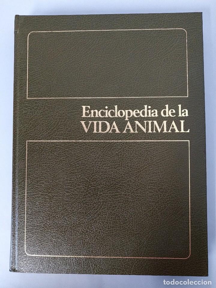 Enciclopedias de segunda mano: ENCICLOPEDIA DE LA VIDA ANIMAL - COMPLETA (6 VOLUMENES) - EDITORIAL BRUGUERA - AÑO 1976 ... L1724 - Foto 17 - 213228926
