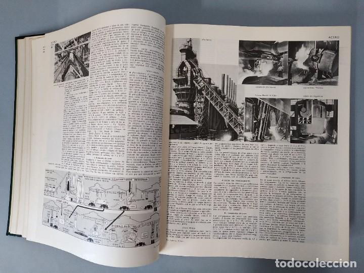 Enciclopedias de segunda mano: GRAN ENCICLOPEDIA LAROUSSE, COMPLETA (10 TOMOS + 1 SUPLEMENTO ) EDITORIAL PLANETA, AÑO 1977 ...L1725 - Foto 4 - 213229978