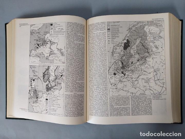 Enciclopedias de segunda mano: GRAN ENCICLOPEDIA LAROUSSE, COMPLETA (10 TOMOS + 1 SUPLEMENTO ) EDITORIAL PLANETA, AÑO 1977 ...L1725 - Foto 20 - 213229978