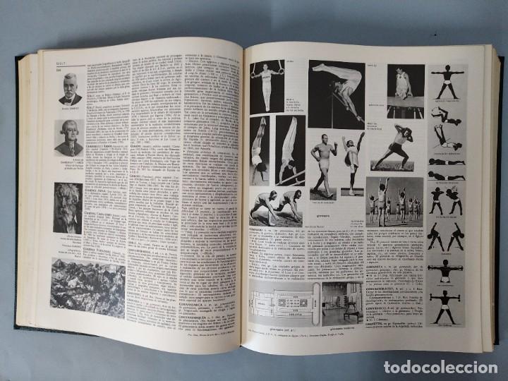 Enciclopedias de segunda mano: GRAN ENCICLOPEDIA LAROUSSE, COMPLETA (10 TOMOS + 1 SUPLEMENTO ) EDITORIAL PLANETA, AÑO 1977 ...L1725 - Foto 25 - 213229978