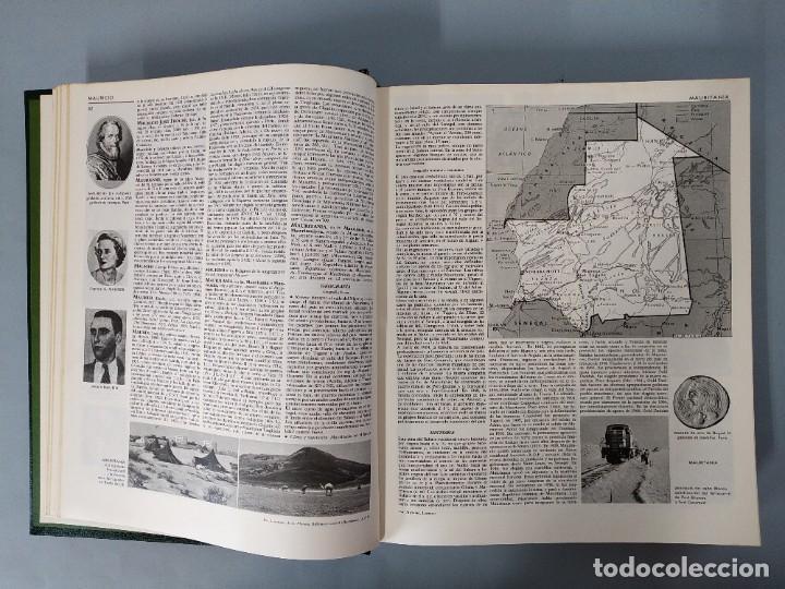 Enciclopedias de segunda mano: GRAN ENCICLOPEDIA LAROUSSE, COMPLETA (10 TOMOS + 1 SUPLEMENTO ) EDITORIAL PLANETA, AÑO 1977 ...L1725 - Foto 34 - 213229978