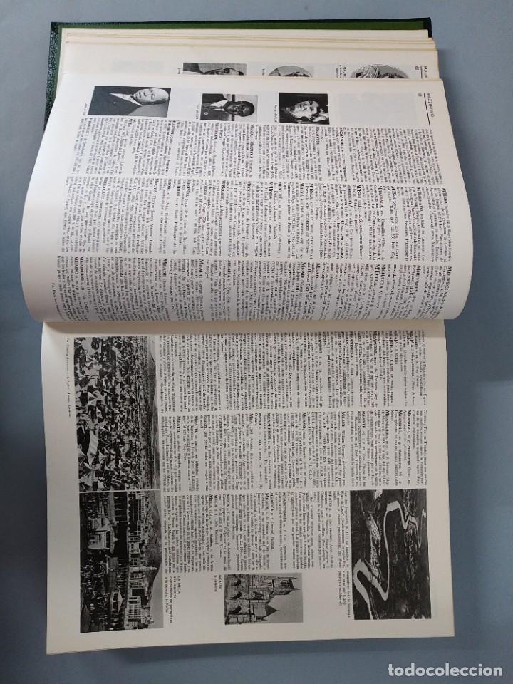 Enciclopedias de segunda mano: GRAN ENCICLOPEDIA LAROUSSE, COMPLETA (10 TOMOS + 1 SUPLEMENTO ) EDITORIAL PLANETA, AÑO 1977 ...L1725 - Foto 35 - 213229978
