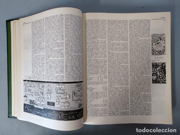Enciclopedias de segunda mano: GRAN ENCICLOPEDIA LAROUSSE, COMPLETA (10 TOMOS + 1 SUPLEMENTO ) EDITORIAL PLANETA, AÑO 1977 ...L1725 - Foto 39 - 213229978