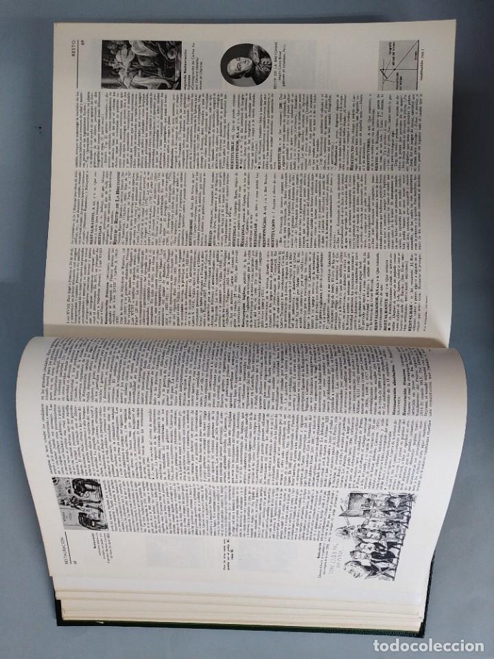 Enciclopedias de segunda mano: GRAN ENCICLOPEDIA LAROUSSE, COMPLETA (10 TOMOS + 1 SUPLEMENTO ) EDITORIAL PLANETA, AÑO 1977 ...L1725 - Foto 45 - 213229978