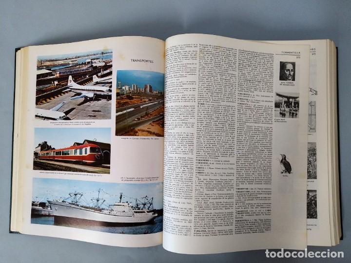 Enciclopedias de segunda mano: GRAN ENCICLOPEDIA LAROUSSE, COMPLETA (10 TOMOS + 1 SUPLEMENTO ) EDITORIAL PLANETA, AÑO 1977 ...L1725 - Foto 50 - 213229978