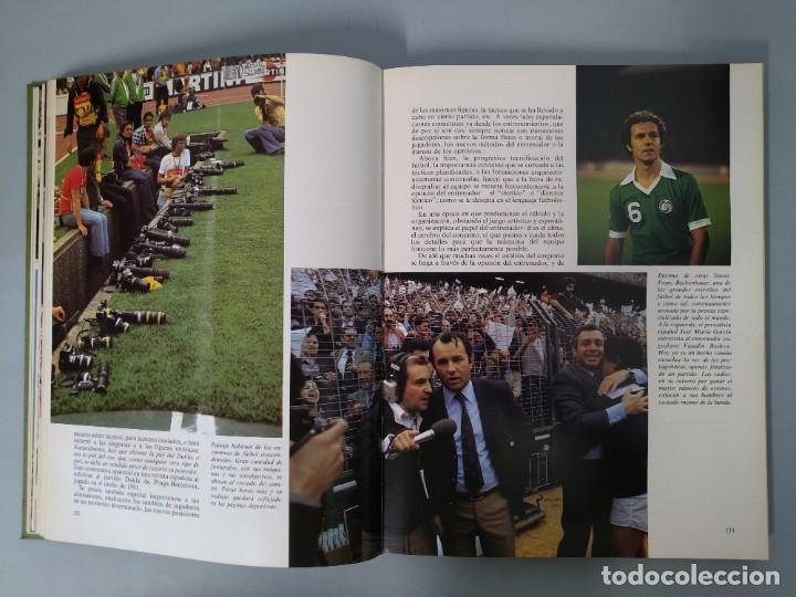 Enciclopedias de segunda mano: ENCICLOPEDIA MUNDIAL DEL FUTBOL - COMPLETA ( 6 TOMOS Y SUPLEMENTO) EDITORIAL OCÉANO,AÑO 1982..L1632 - Foto 35 - 212600222