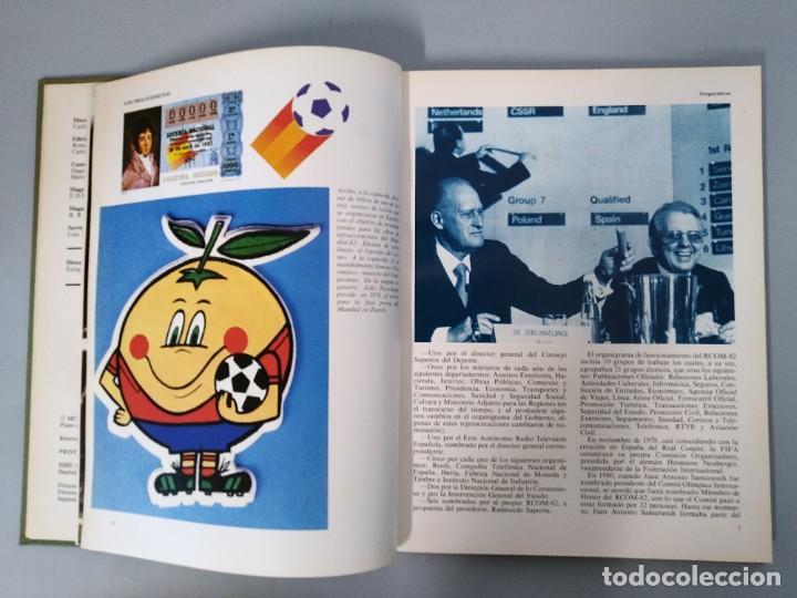 Enciclopedias de segunda mano: ENCICLOPEDIA MUNDIAL DEL FUTBOL - COMPLETA ( 6 TOMOS Y SUPLEMENTO) EDITORIAL OCÉANO,AÑO 1982..L1632 - Foto 40 - 212600222