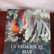 Enciclopedias de segunda mano: LA VIDA EN EL MAR.. Lote 213699132