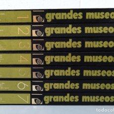 Enciclopedias de segunda mano: GRANDES MUSEOS - ENCICLOPEDIA 7 TOMOS - 1977 - EDI. PLANETA ...L1742. Lote 213778262