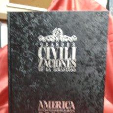 Enciclopedias de segunda mano: GRANDES CIVILIZACIONES DE LA HUMANIDAD (6 TOMOS), COMPLETA A ESTRENAR. ENCI-11. Lote 213794937