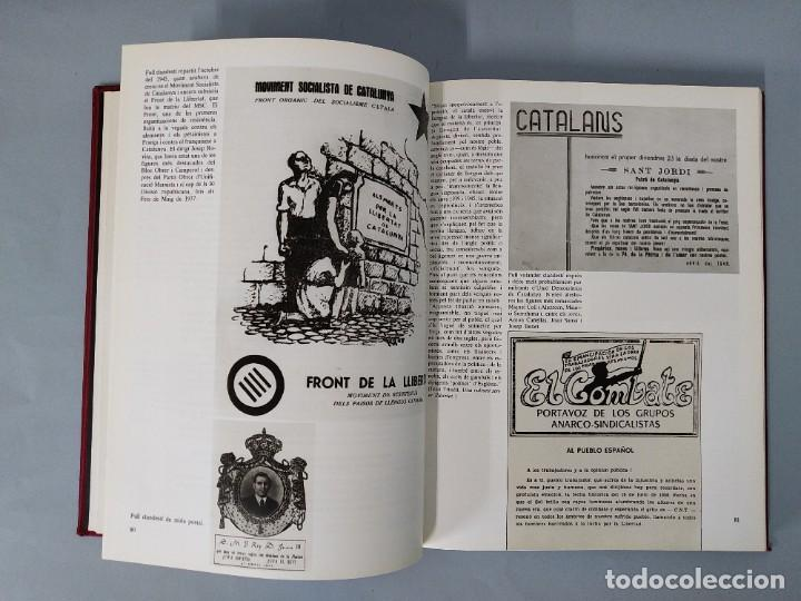 Enciclopedias de segunda mano: HISTORIA GRAFICA DE CATALUNYA - EDMON VALLES - 6 TOMOS - EDICIONS 62 S/A ...L1744 - Foto 32 - 213869362