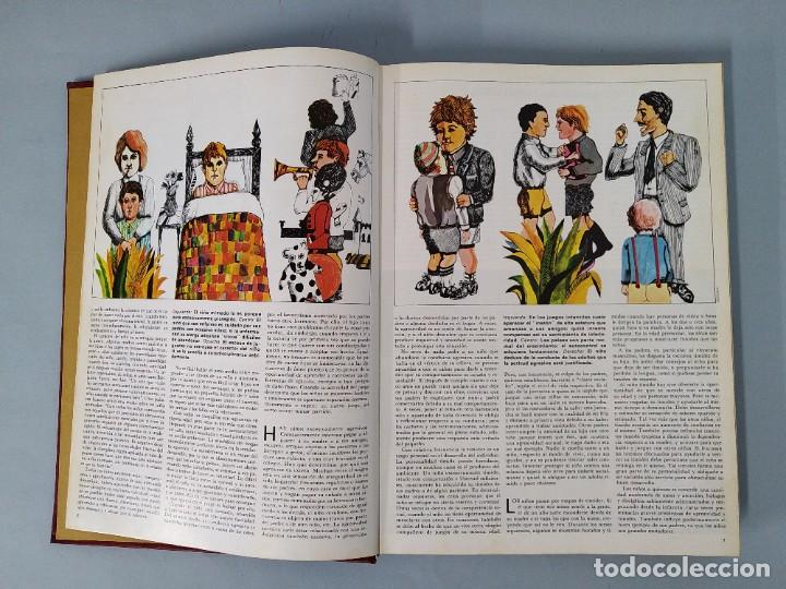 Enciclopedias de segunda mano: ENCICLOPEDIA DE LA VIDA - 5 TOMOS, COMPLETA - AÑO 1974 - ED. BRUGUERA ... L1746 - Foto 18 - 214079178