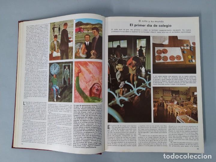 Enciclopedias de segunda mano: ENCICLOPEDIA DE LA VIDA - 5 TOMOS, COMPLETA - AÑO 1974 - ED. BRUGUERA ... L1746 - Foto 19 - 214079178