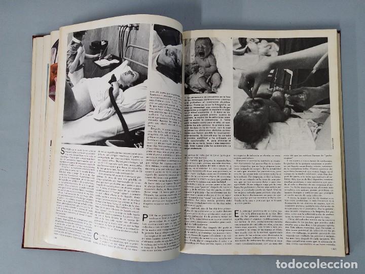 Enciclopedias de segunda mano: ENCICLOPEDIA DE LA VIDA - 5 TOMOS, COMPLETA - AÑO 1974 - ED. BRUGUERA ... L1746 - Foto 20 - 214079178