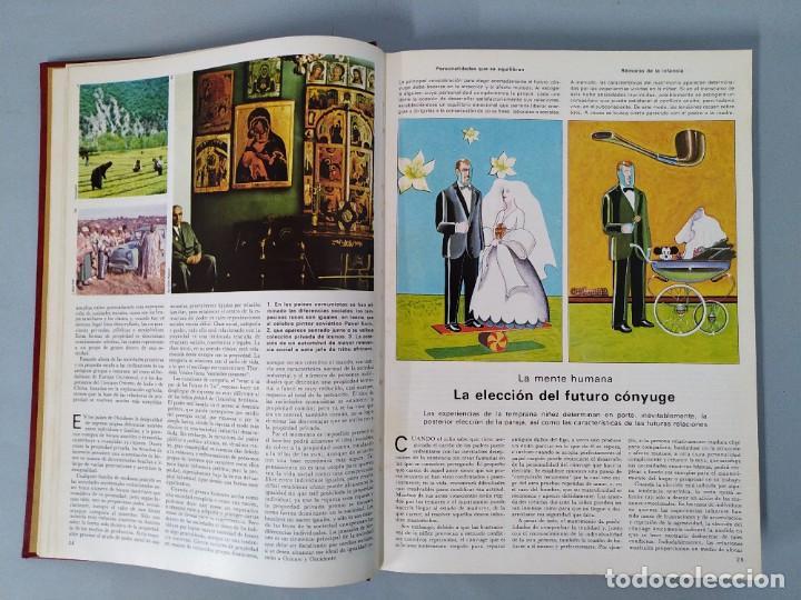 Enciclopedias de segunda mano: ENCICLOPEDIA DE LA VIDA - 5 TOMOS, COMPLETA - AÑO 1974 - ED. BRUGUERA ... L1746 - Foto 24 - 214079178