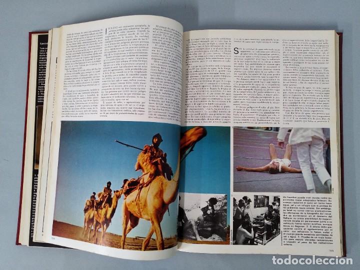 Enciclopedias de segunda mano: ENCICLOPEDIA DE LA VIDA - 5 TOMOS, COMPLETA - AÑO 1974 - ED. BRUGUERA ... L1746 - Foto 26 - 214079178