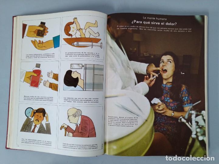 Enciclopedias de segunda mano: ENCICLOPEDIA DE LA VIDA - 5 TOMOS, COMPLETA - AÑO 1974 - ED. BRUGUERA ... L1746 - Foto 31 - 214079178
