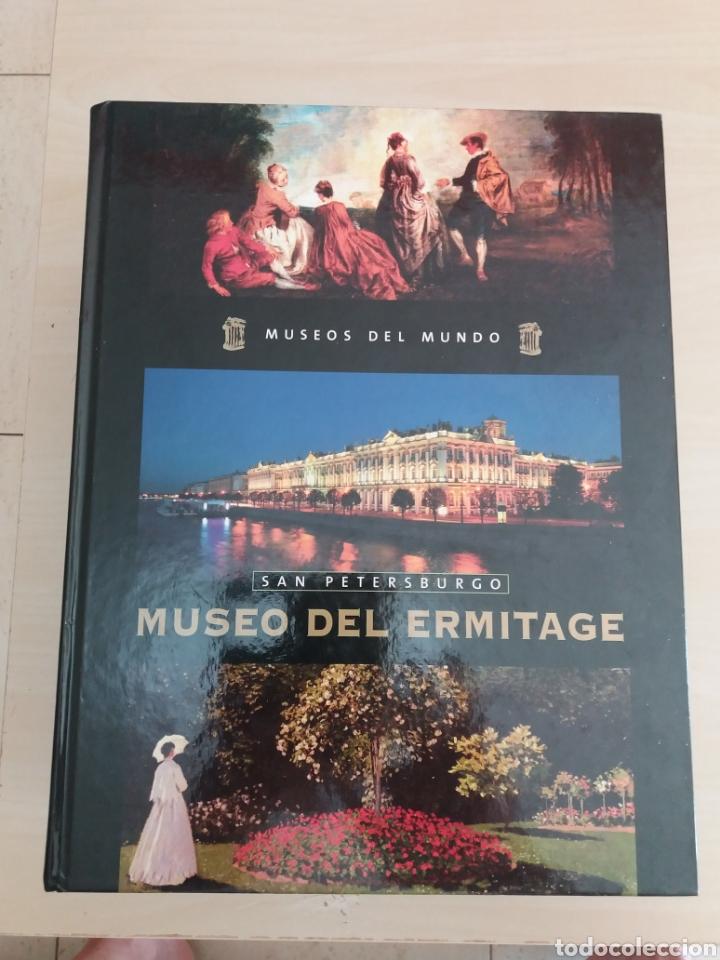 MUSEOS DEL MUNDO SAN PETERSBURGO MUSEO DEL ERMITAGE NÚMERO 5 (Libros de Segunda Mano - Enciclopedias)