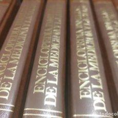 Enciclopedias de segunda mano: ENCICLOPEDIA FAMILIAR DE LA MEDICINA Y LA SALUD.....6 TOMOS.. 1985..... Lote 214368515