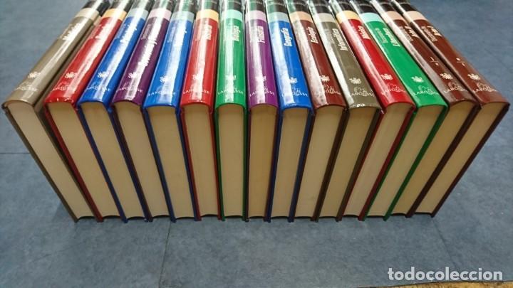 Enciclopedias de segunda mano: ENCICLOPEDIA DE CONSULTA LAROUSSE, 15 TOMOS, ARTE, PSICOLOGÍA, ECOLOGÍA... - Foto 4 - 214468348