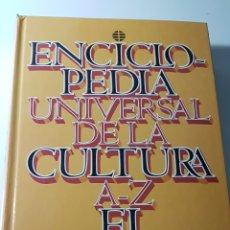Enciclopedias de segunda mano: ENCICLOPEDIA UNIVERSAL DE LA CULTURA A Z EL MUNDO - PRIMERA EDICIÓN 1996. Lote 214820737