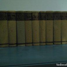 Enciclopedias de segunda mano: HISTORIA UNIVERSAL- ESPASA CALPE-11 TOMOS. Lote 214863381