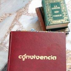 Enciclopedias de segunda mano: ENCICLOPEDIA CONVIVENCIA - SOBRE SEXUALIDAD AÑOS 70. TOMO I. Lote 214927181