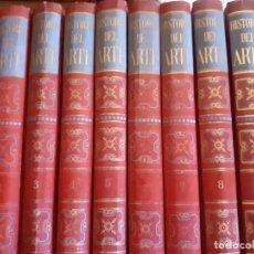Livros em segunda mão: ENCICLOPEDIA HISTORIA DEL ARTE DE SALVAT. 10 TOMOS. COMPLETA.. Lote 215200600
