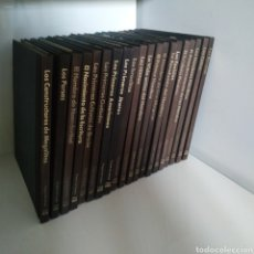 Enciclopedias de segunda mano: LOS ORÍGENES DEL HOMBRE - TIME LIFE - 20 TOMOS. Lote 215288858