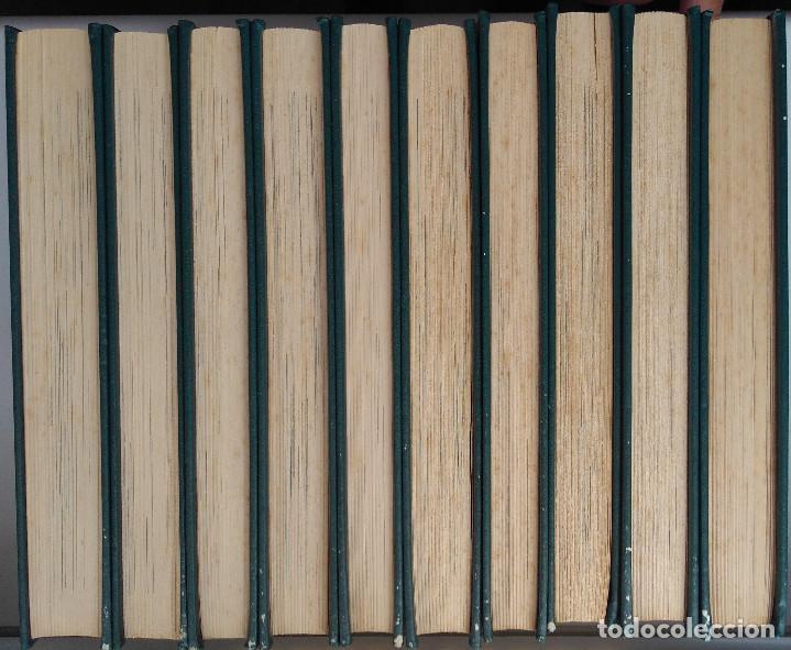 Enciclopedias de segunda mano: MODERNA ENCICLOPEDIA ILUSTRADA - CIRCULO DE LECTORES - COMPLETA - Foto 2 - 216389288
