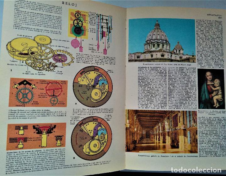 Enciclopedias de segunda mano: MODERNA ENCICLOPEDIA ILUSTRADA - CIRCULO DE LECTORES - COMPLETA - Foto 16 - 216389288