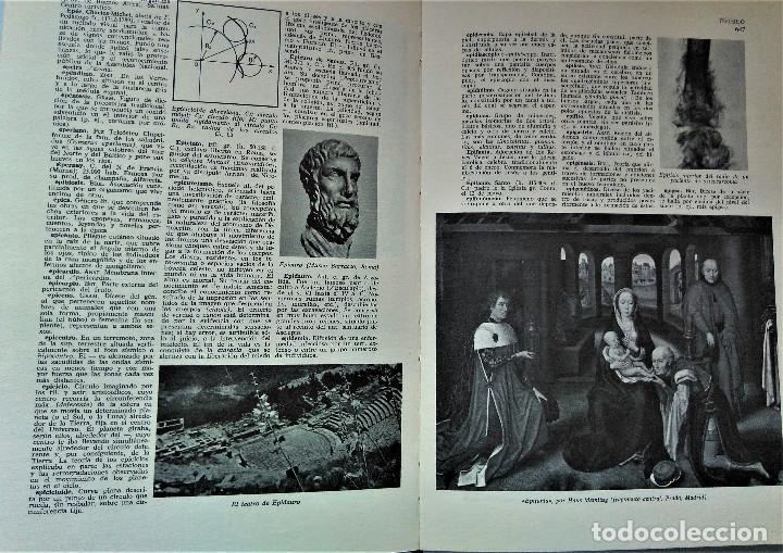 Enciclopedias de segunda mano: MODERNA ENCICLOPEDIA ILUSTRADA - CIRCULO DE LECTORES - COMPLETA - Foto 21 - 216389288