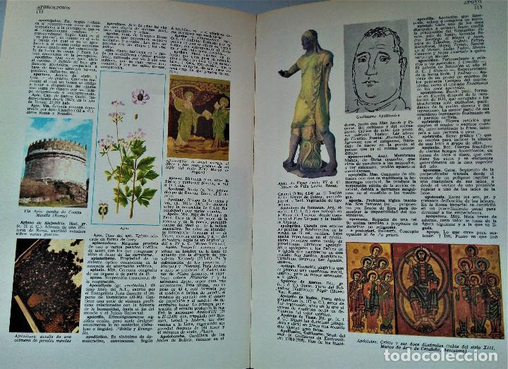 Enciclopedias de segunda mano: MODERNA ENCICLOPEDIA ILUSTRADA - CIRCULO DE LECTORES - COMPLETA - Foto 23 - 216389288