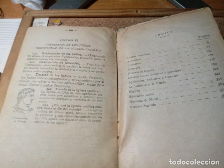 Enciclopedias de segunda mano: LIBRO DE LA ENCICLOPEDIA GRADO ELEMENTAL DEL AÑO 1946 MIRAR FOTOS SON LA DESCRIPCIÓN - Foto 5 - 217186607