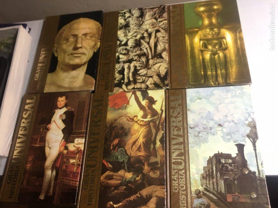ENCICLOPEDIA - GRAN HISTORIA UNIVERSAL - 33 TOMOS (Libros de Segunda Mano - Enciclopedias)