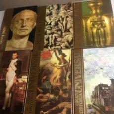Enciclopedias de segunda mano: ENCICLOPEDIA - GRAN HISTORIA UNIVERSAL - 33 TOMOS. Lote 217413490
