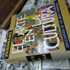 Enciclopedias de segunda mano: PANORAMA. EL ARTE EN LA CULTURA. 1965. MONTANER Y SIMON. Lote 217546680