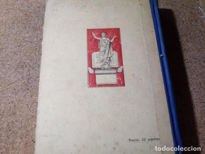 Enciclopedias de segunda mano: ENCICLOPEDIA ESCOLAR FARO DEL AÑO 1961 - Foto 2 - 218077533