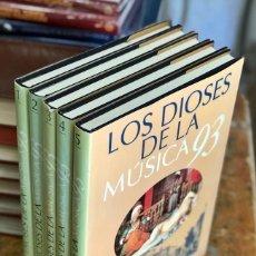 Livros em segunda mão: LOS DIOSES DE LA MUSICA 93. Lote 218183977