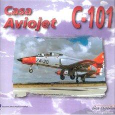 Livros em segunda mão: CASA AVIOJET. C-101 - JUAN CARLOS PANDO. Lote 218289083