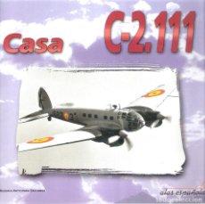 Libri di seconda mano: CASA C-2. 111 - GONZALO AVILA /ROBERTO YAÑEZ. Lote 218289092