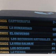 Enciclopedias de segunda mano: COSMOS - 7 VOLUMENES - SALVAT. Lote 218623326