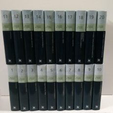 Enciclopedias de segunda mano: HISTORIA DE ESPAÑA - 20 TOMOS - AUSTRAL EL MUNDO. Lote 218624090