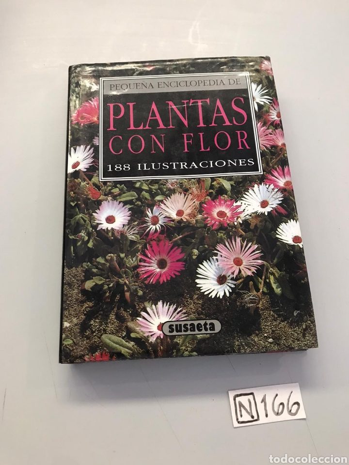 PLANTAS CON FLOR (Libros de Segunda Mano - Enciclopedias)